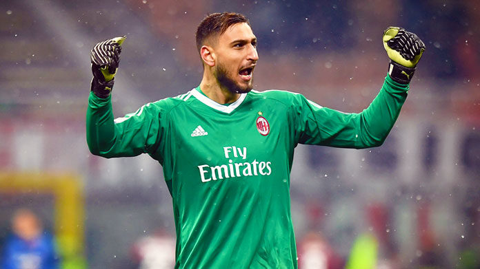 Begovic Donnarumma Is One Of The Top 5 Goalkeepers In The World Forza Italian Football