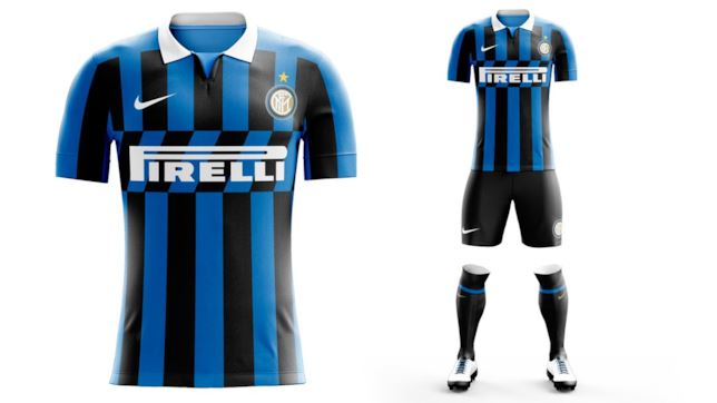 the latest 06141 dea12 Inter to debut new shirt against Empoli | Forza Italian Football